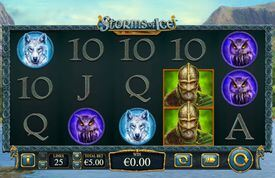 Storms of Ice Slot