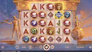 Parthenon: Quest for Immortality Slot