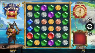 Sea of Riches Slot