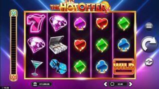 The Hot Offer Slot