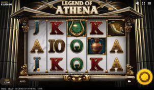 Legend of Athena  Slot
