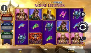 Age of the Gods Norse: Norse Legends Slot