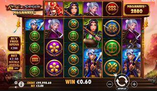 Rise of Samurai Megaways Slot