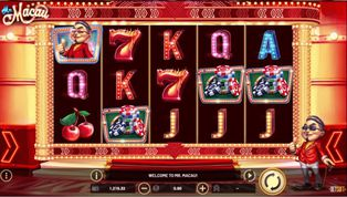Mr. Macau Slot