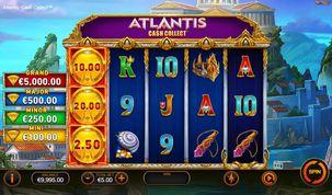 Atlantis: Cash Collect Slot