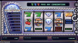 Divine Diamonds Slot