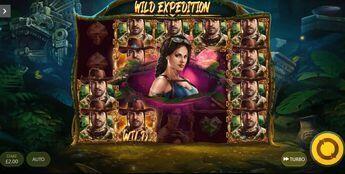 Wild Expedition Slot