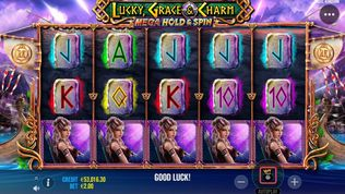 Lucky, Grace and Charm Slot