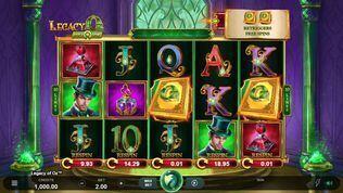 Legacy of Oz Slot