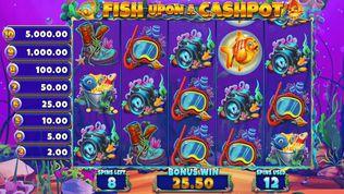 Fish Upon a Cashpot Slot
