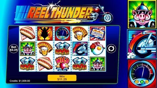 Reel Thunder Slot
