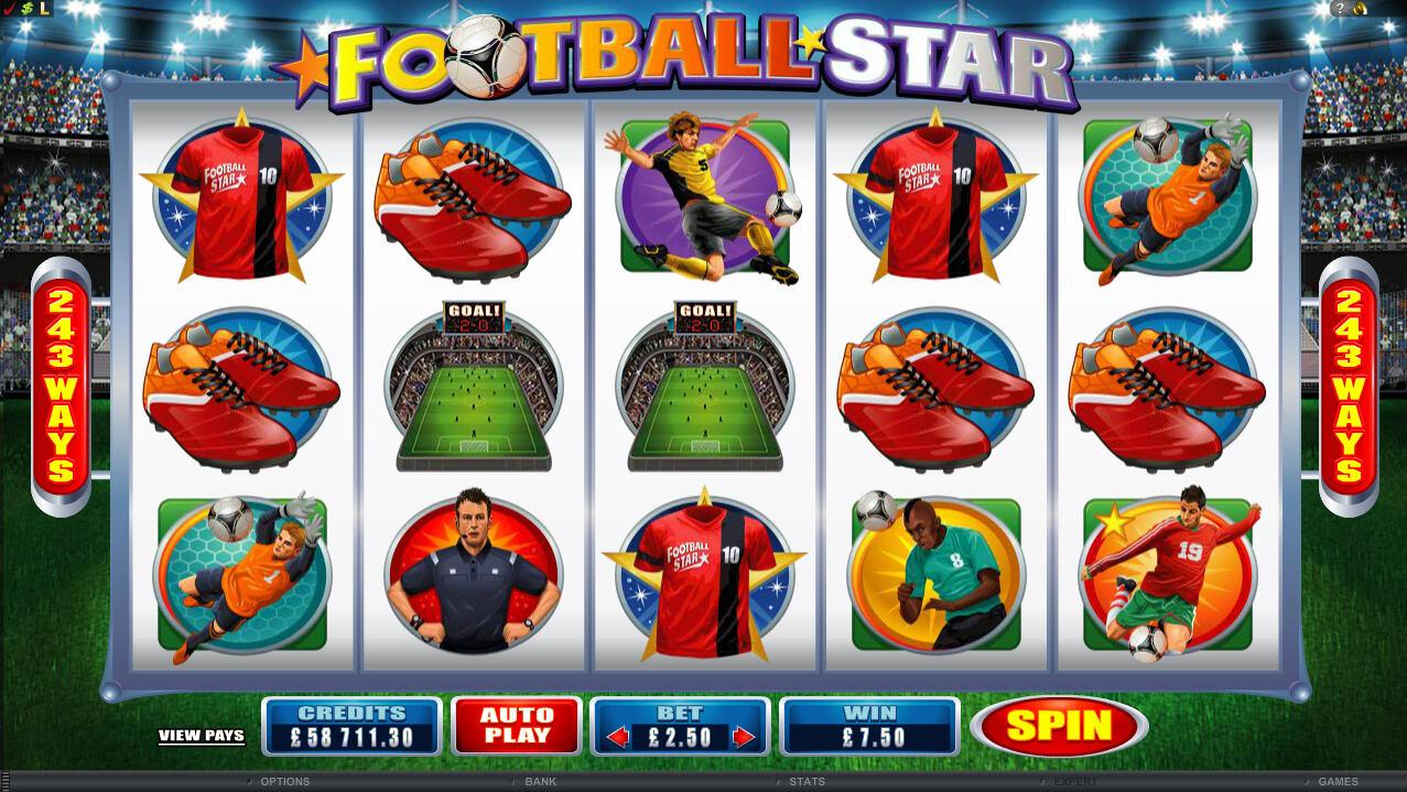 Football Star Slot