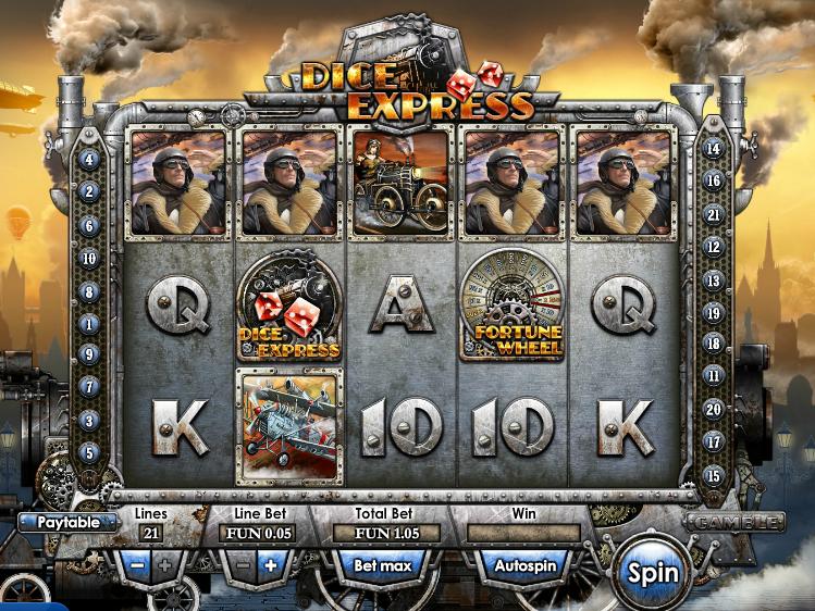Dice Express Slot