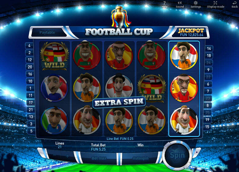 Football Cup Slot