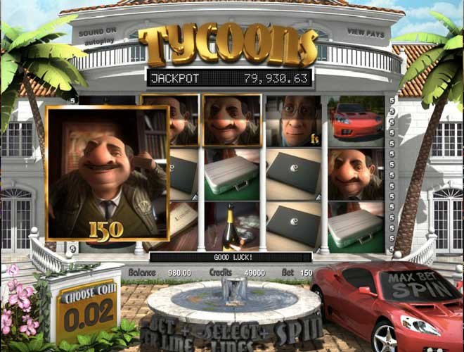 Tycoons Slot
