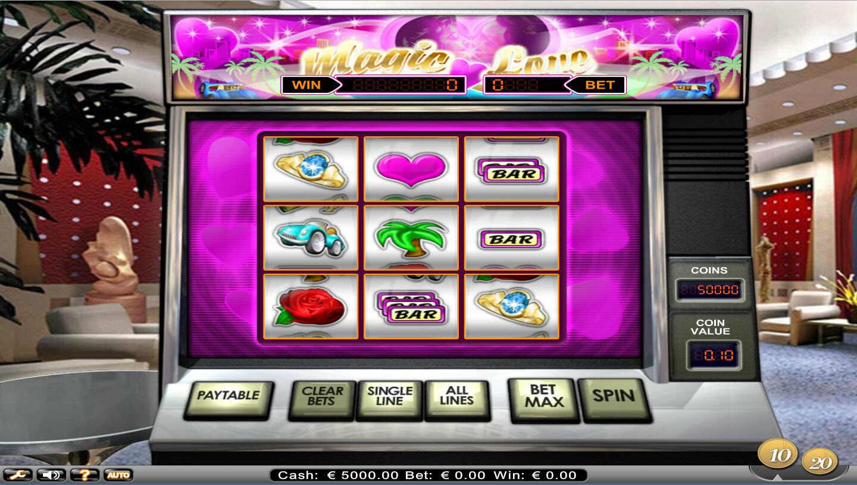 Magic Love Slot