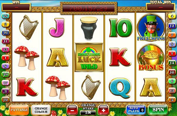 Leprechaun's Luck Slot