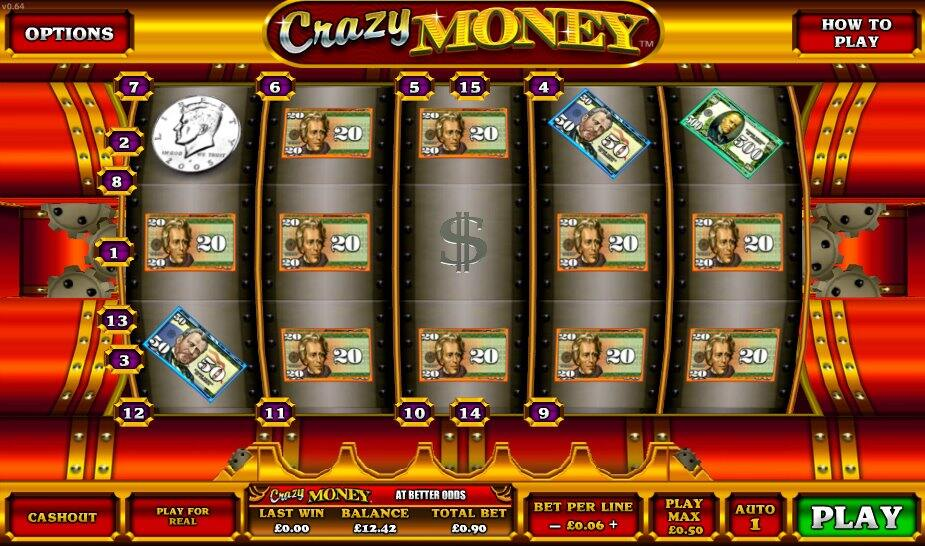 Crazy Money Slot