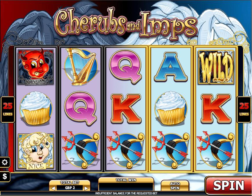 Cherubs And Imps Slot