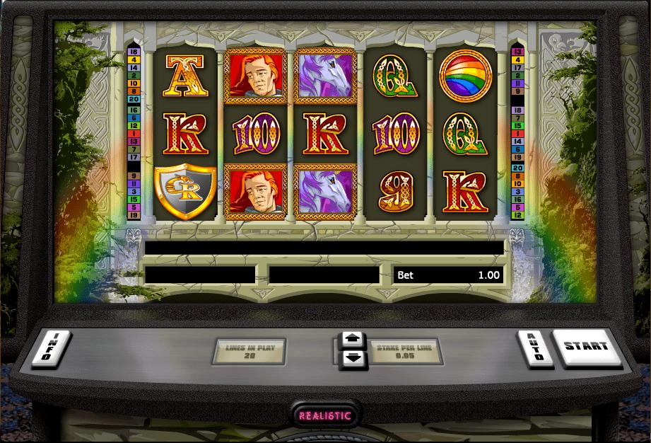 Chasing Rainbows Slot