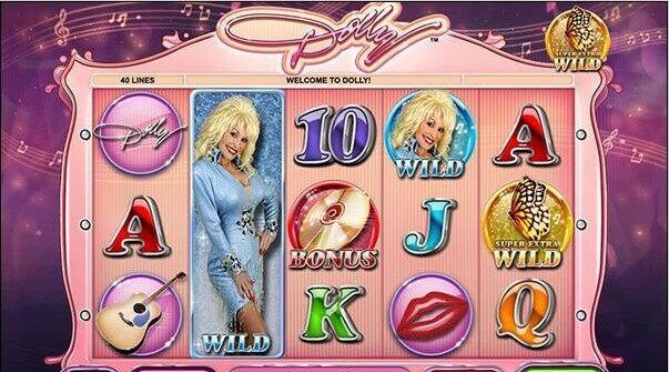 Dolly Parton Slot