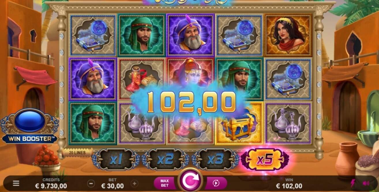 Aliya's Wishes  Slot