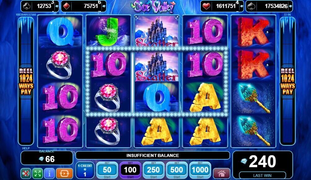 Ice Valley  Slot