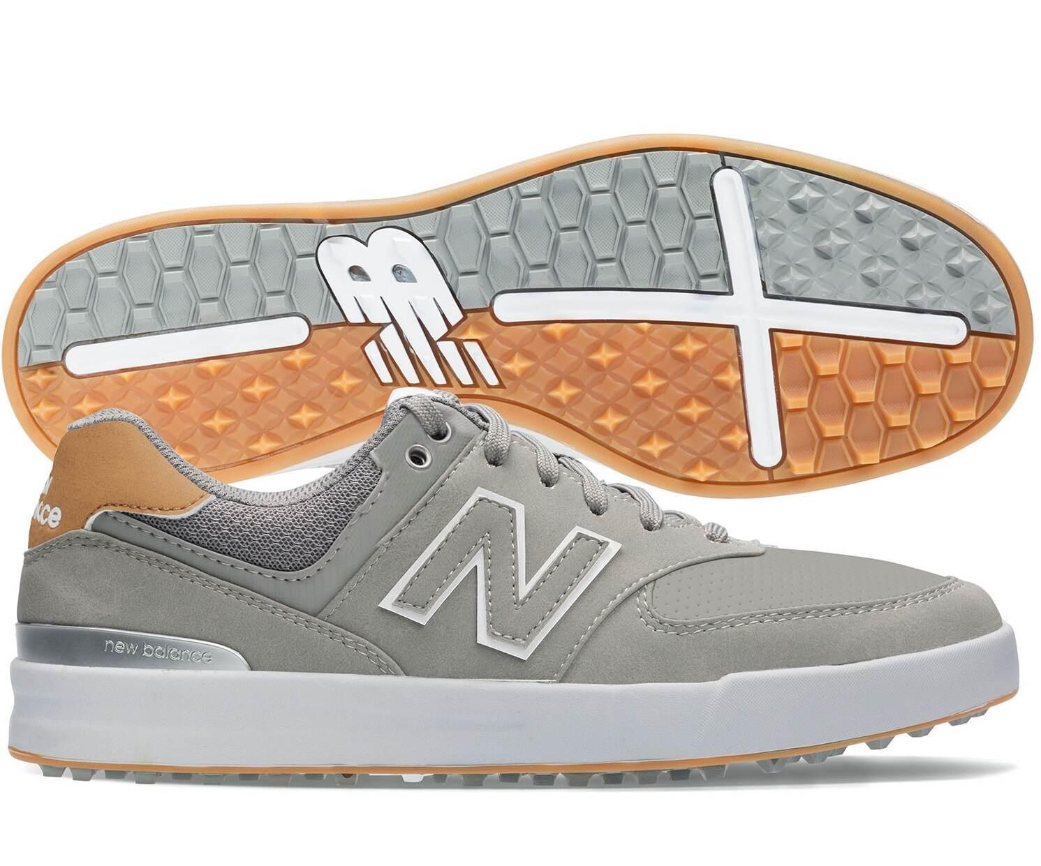 New Balance 574 Greens Spikeless Shoes | RockBottomGolf.com