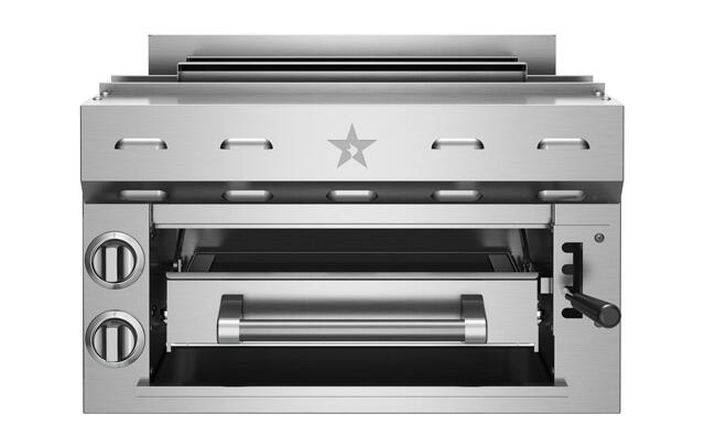 Top 5 Reasons To Add A Salamander To Your Kitchen Bluestar