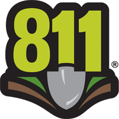 Call 811 for Safe Digging