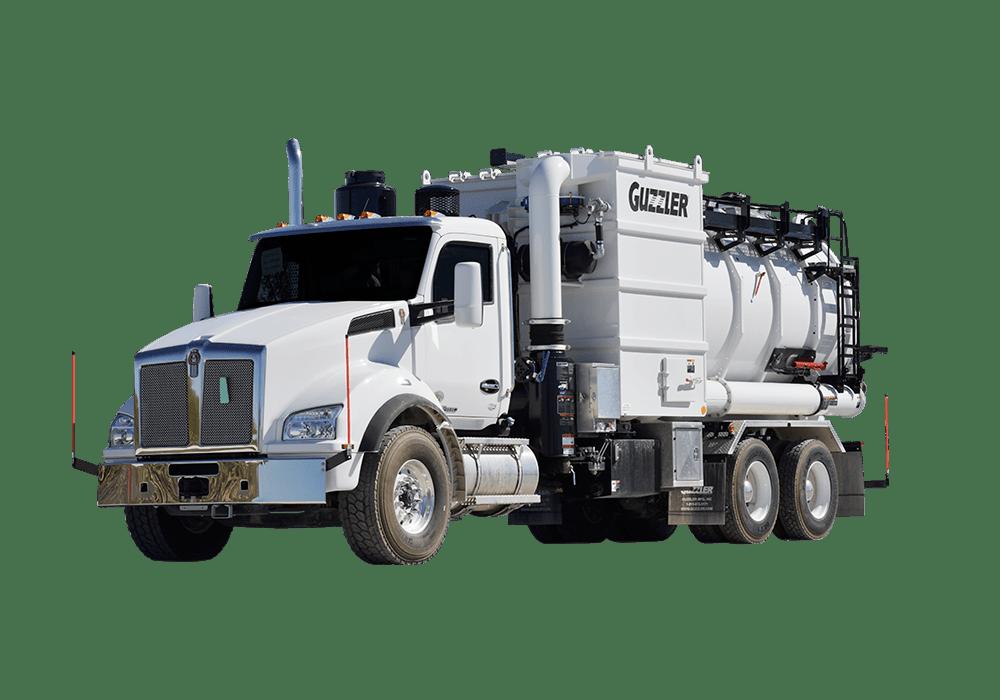Guzzler Industrial Vacuum Trucks | Vacuum Truck Manufacturer