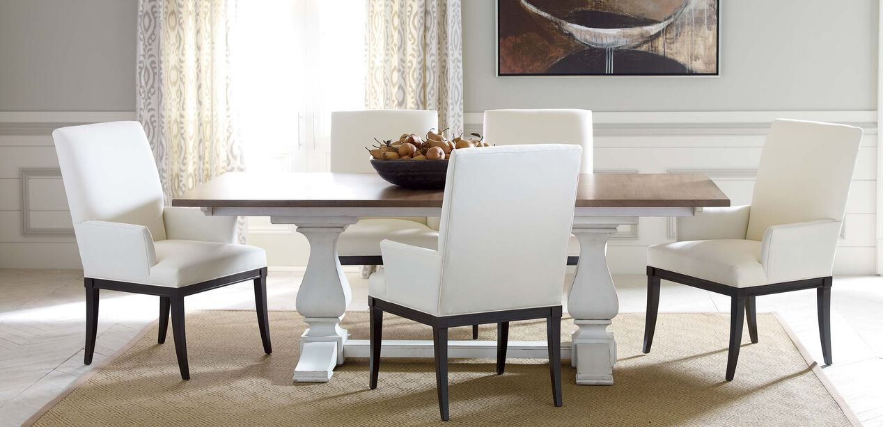 Cameron Dining Table Tables, Ethan Allen Dining Room Tables