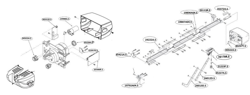 Genie Garage Door Openers-DirectLift® 2060L- 2060L-07- 3060L- 3060L-07 –  Tagged