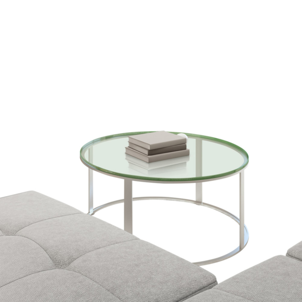 24 Inch Round Glass Table Tops Dulles Glass And Mirror