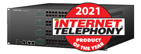 SmartNode SN4740 Internet Telephony Product of the Year