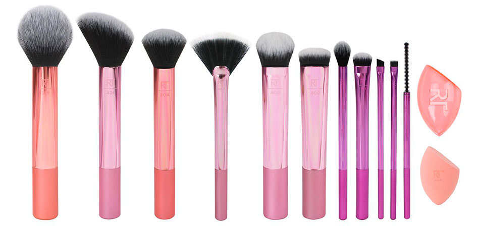 The Best Makeup Brush Sets Approved By