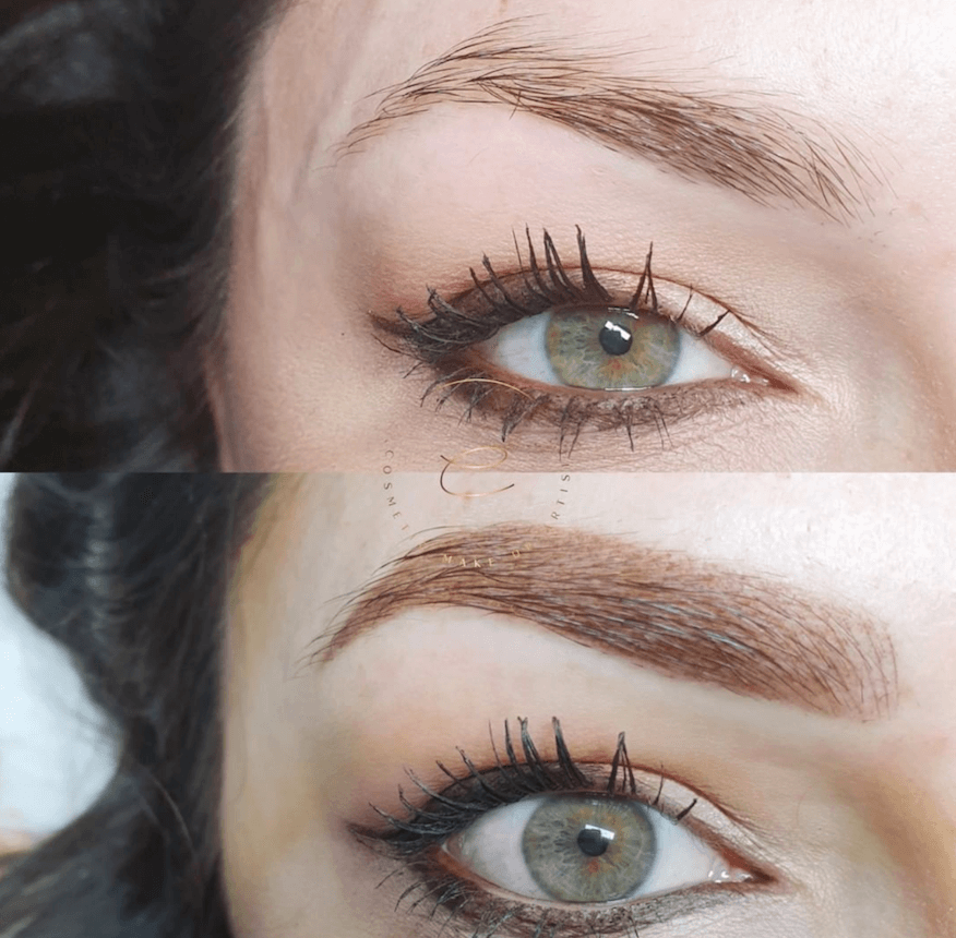 Powder Brows Is The New Microblading