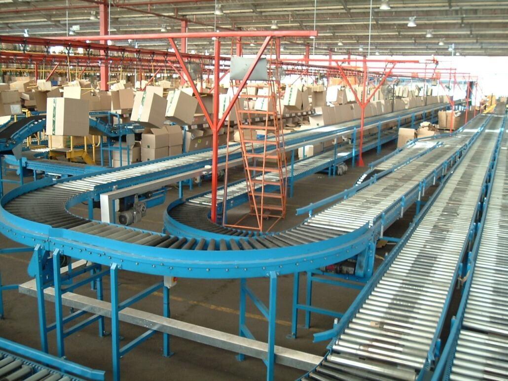 Used Conveyor Warehouse