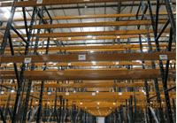 Used Pallet Rack Beams