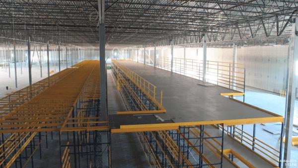 Storage Solutions Pick Module