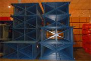 structural uprights