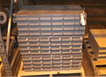 metal drawer bins