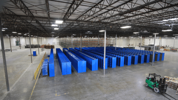 Storage Solutions Project Dallas II