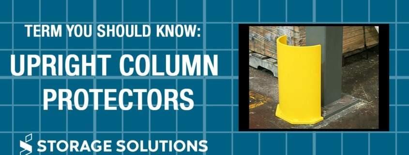 Upright Column Protectors Term