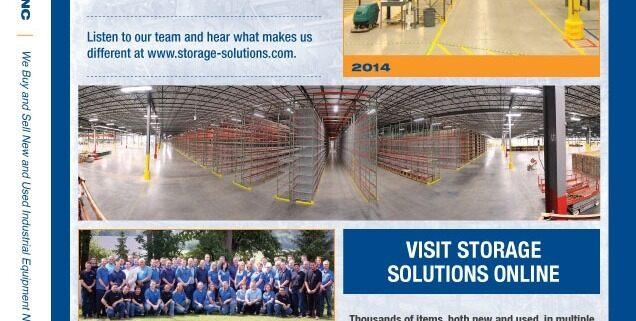 Storage Solutions Catalog