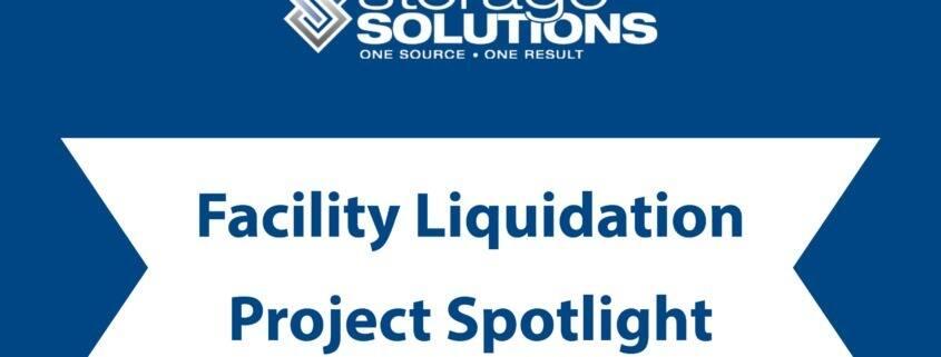 Relocation Solutions Liquidation Spotlight