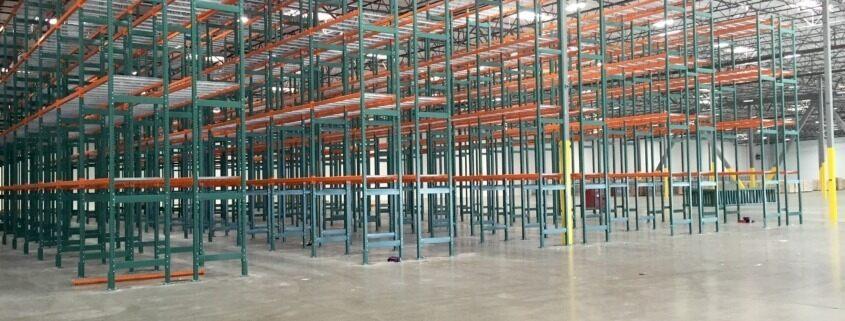 Anaheim DC warehouse