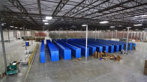 dallas warehouse