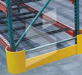 Double end of aisle protectors
