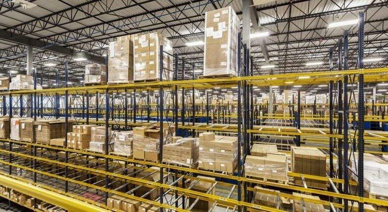 Medical Manufacturer warehouse
